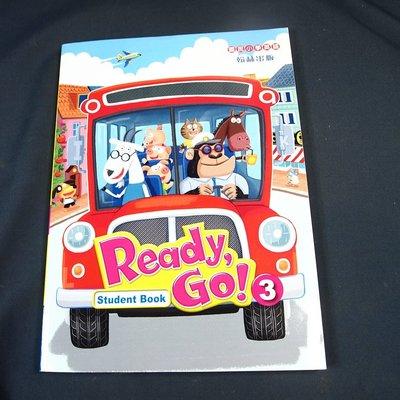 【考試院二手書】《國民小學英語課本Ready Go!第3冊》│翰林27│全新(21B34)