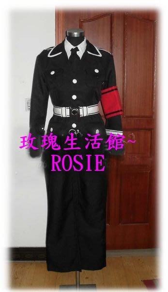 【玫瑰生活館~ROSIE】德國軍服,納粹服, COSPLAY 軍服 ~男裝,女裝,須提早預訂喔!!!