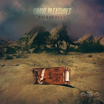 【黑膠唱片LP】夢想殞落Dreamcrash / 魔歡樂團Grave Pleasures---88875101471