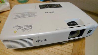 EPSON EB-1720 投影機,含遙控器保固一個月~