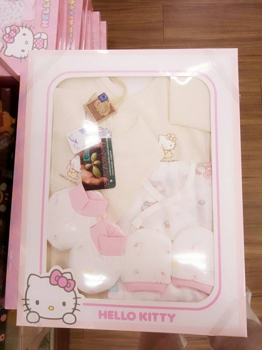 GIFT41 4165本通 三重店 K/T  嬰兒禮盒組  K3B912W-F