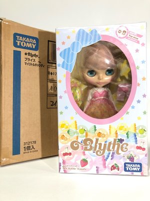[日版] 2手品 2009年 Neo Blythe My Little CandyTop Shop Limited Edition