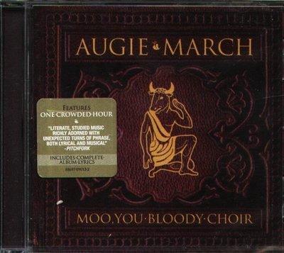八八 - Augie March - Moo You Bloody Choir