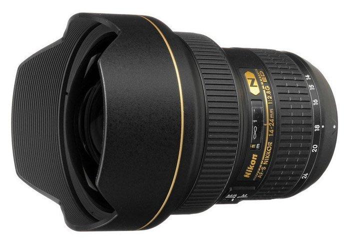 【eWhat億華】Nikon AF-S NIKKOR 14-24mm F2.8 G ED 公司貨 超廣焦 D810【1】