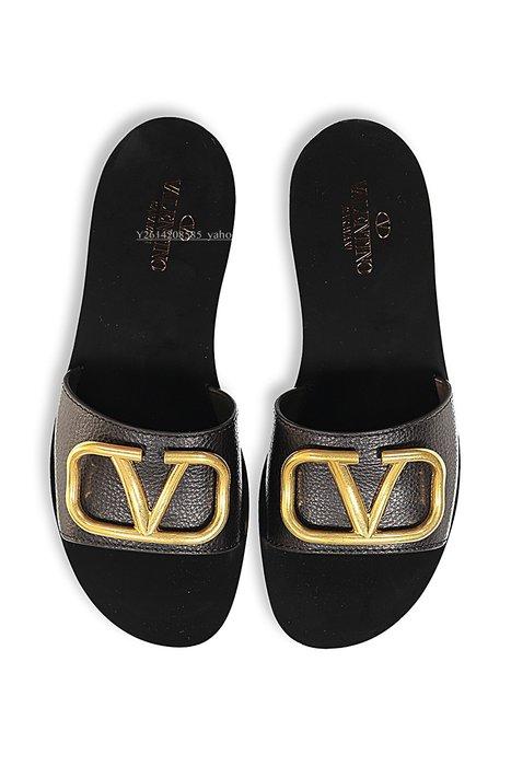 【代購】Valentino logo 拖鞋 涼鞋