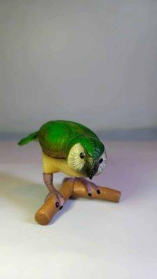 A-222 櫃 現況品 : FURUTA CHOCO EGG 第7彈 有趣動物 鴞鸚鵡  富貴玩具店