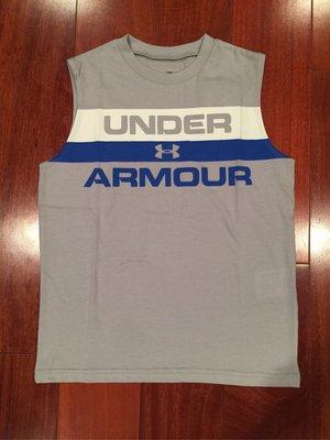 Under Armour 男童無袖上衣 尺寸YSM