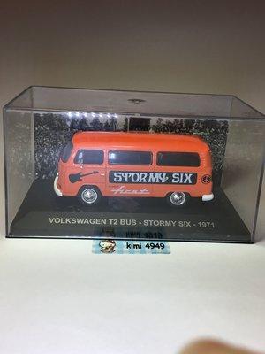 1971 VOLKSWAGEN -T2 BUS ~ STROMY SIX