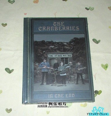 善智 CD 精選小紅莓 The## Cranberries In the End 豪華版 [CD]SZ2486