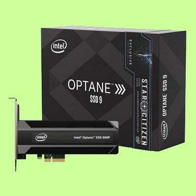 5Cgo【權宇】Intel Optane SSD 900P 280G (1/2 Height PCIe) 固態硬碟 含稅