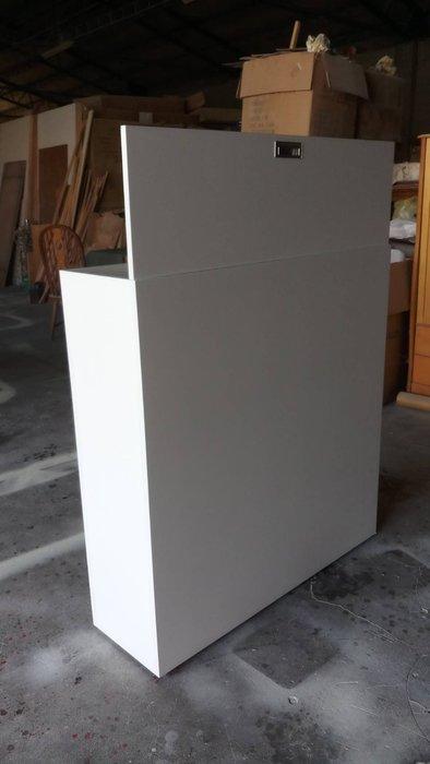 美生活館 客訂 床頭收納箱 上掀式 壁樑櫃 閃樑櫃 --訂製品  寬 105 深 30 高110 公分, 上掀, 白色,