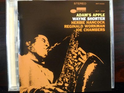 Wayne Shorter ~ Adam's Apple 等五張專輯。