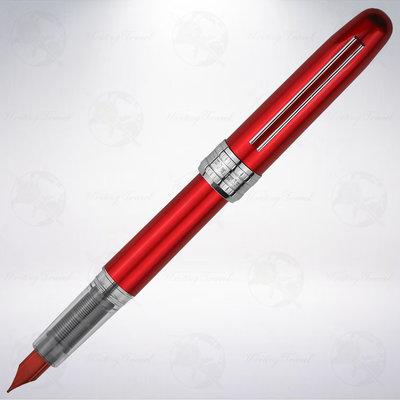 日本 Platinum 白金 PLAISIR 日本傳說 阿瑪比埃 AMABIE 特別版鋼筆: 紅色