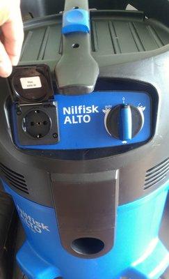丹麥 Nilfisk 乾溼吸塵器 ATTIX 50-21 PC CLEAN ROOM 無塵室 無刷 感應式馬達 24hr 連續運轉