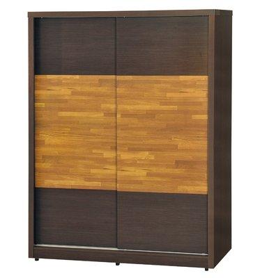 【傢俱銀行】8凱-B60149  集成雙色5*7尺衣櫥 另有其他系列寢具組可選擇點選超連結售完為止