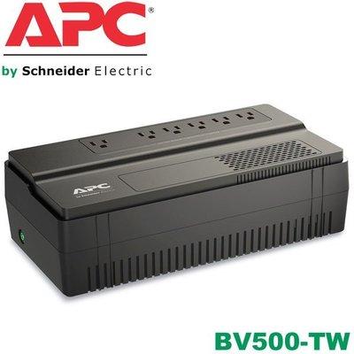 【MR3C】限量 含稅 APC BV500-TW Easy UPS 500VA 在線式互動式不斷電系統 UPS 新竹市