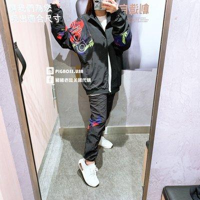 【豬豬老闆】ADIDAS ORIGINALS FESTIVO 黑色 三葉草 風衣 外套 休閒 運動 男款 GJ7772