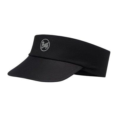 【三鐵共購】【BUFF】可捲收中空帽-極簡黑