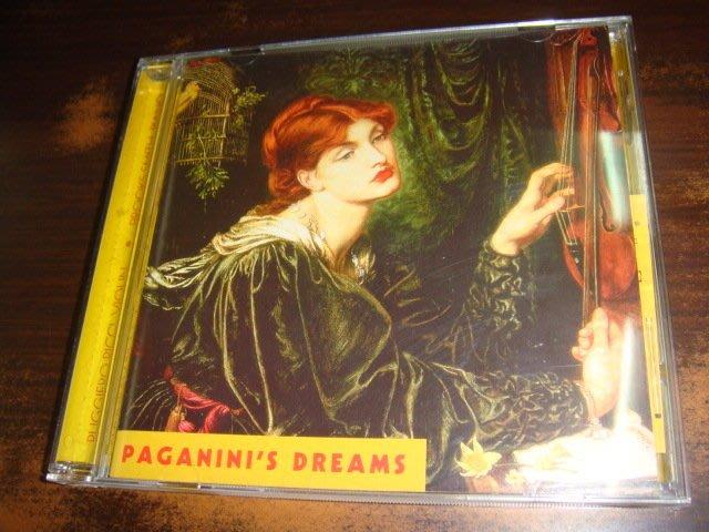 好音悅 JMR發燒片 Ricci 黎奇 Paganini's Dreams 帕格尼尼之夢 JMR11 USA美版