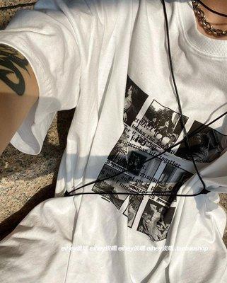 【喵星球】 EIHEY誒嘿21輕熟辣妹短袖綁帶T恤衫女INE同款個性百搭潮流潮流上衣J2L4