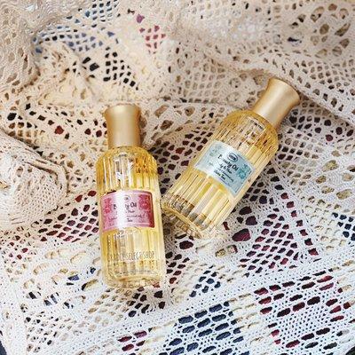 香氛 ◎ 以色列 SABON 保濕光萃油 100ml 髮油 護膚油 經典PLV 玫瑰茶語 白茶 綠玫瑰 麝香