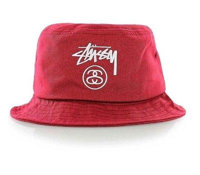 【HOMIEZ 】STUSSY STOCK LOCK FA14 BUCKET HAT