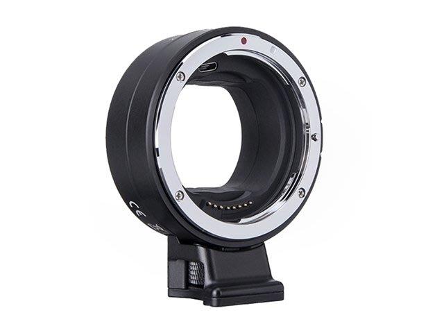 【新鎂】Commlite CM-EF-NZ 佳能EF/EF-S卡口鏡頭 轉 Nikon Z卡口機身 轉接環