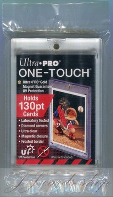 【☆ JJ卡舖 ☆】美國原廠 Ultra Pro 抗UV款 - 吸磁式卡夾 / 磁鐵卡夾 尺寸:130pt