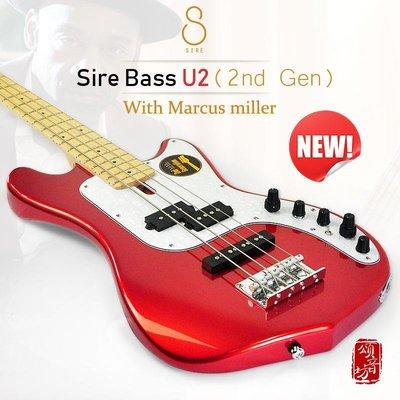 印尼產SIRE馬克思米勒U2兒童女生貝斯Marcus Miller爵士電貝司[頌音坊104244]