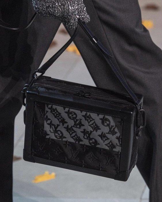 Louis Vuitton M53287 Soft Trunk 巴黎時裝周上最具話題性的亮點 現貨