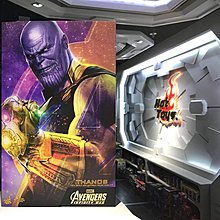 全新未開 Hot Toys Avengers Infinity War Thanos