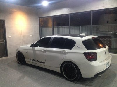 MS改避震【 DGR 避震器 BMW - F20 專用 】055