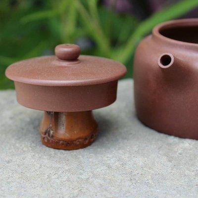 【自在坊】 天然手工老竹根製品 壺承 ...
