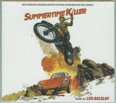 """""""夏日殺手(Summertime Killer)""""- Luis Bacalov(22),全新歐版"""