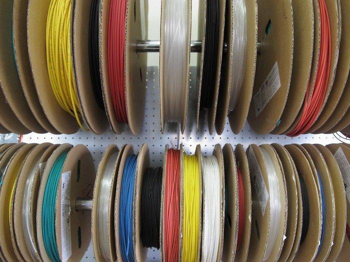 【ToolBox】《3:1含膠防水熱縮管Φ25.4mm黑~1.22公尺》熱縮套管/絕緣管/熱縮膜/熱縮管/熱縮套/防電套