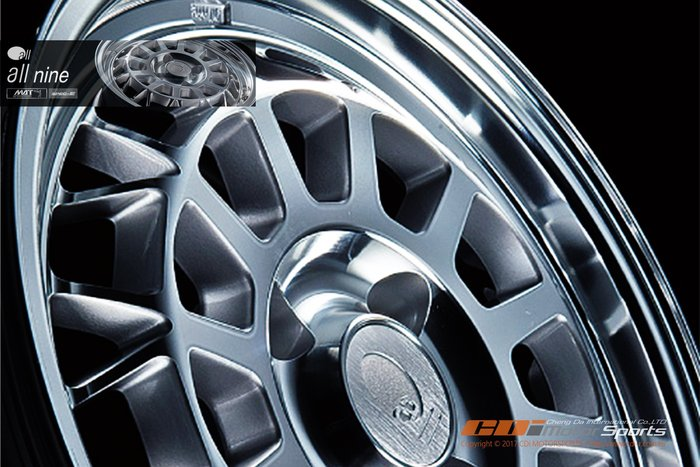 ENKEI  allseries All Nine 15吋輪圈 6.0J / MAZDA / 歡迎詢問 / 制動改
