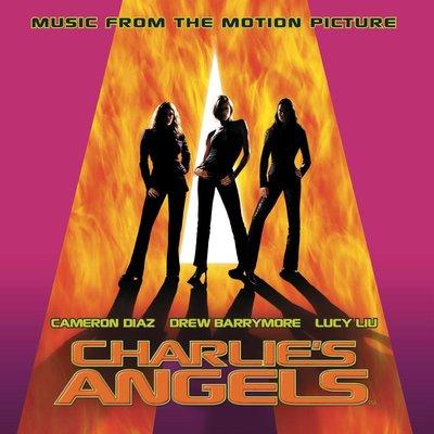 挖寶CD全新#40 CHARLIE'S ANGELS MUSIC FROM THE MOTION PICTURE