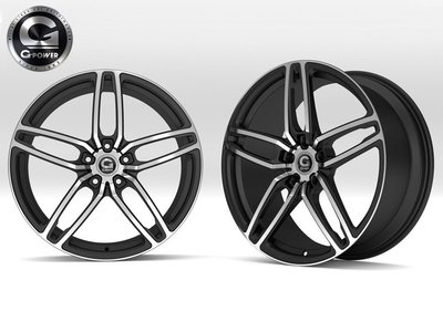 【樂駒】 G-POWER BMW 3er G20 FORGED WHEEL HURRICANE RR 21吋 輪框 鍛造