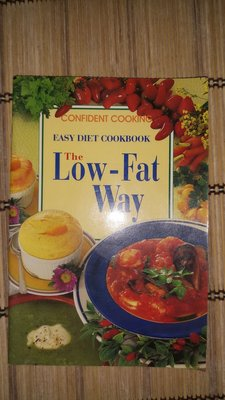 CONFIDENT COOKING - EASY DIET COOKBOOK ~ The Low-Fat Way