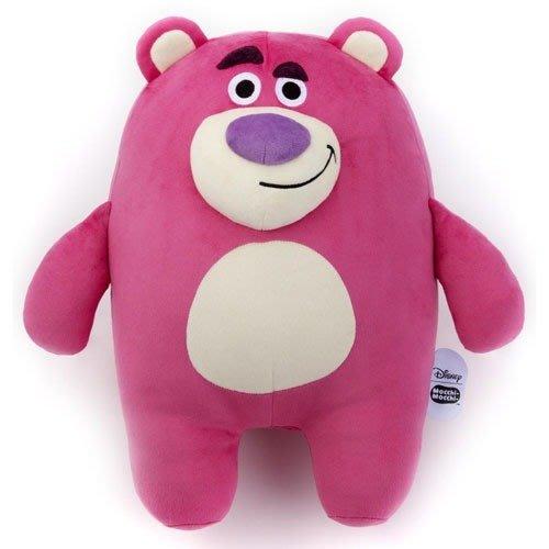 熊抱哥玩偶娃娃抱枕 Mocchi Mocchi 玩具總動員 迪士尼 日本正版~彤小皮的遊go世界