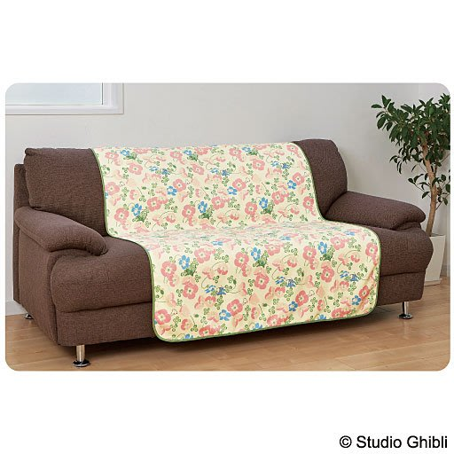 現貨不必等 日本製  龍貓 TOTORO 多功能 沙發套 床墊 地墊 防塵布 壁掛布 4943741002987 C