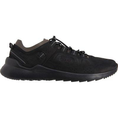 南◇2020 5月 KEEN Keen Highland 黑色 全黑色 登山 健走 休閒 日系 男鞋