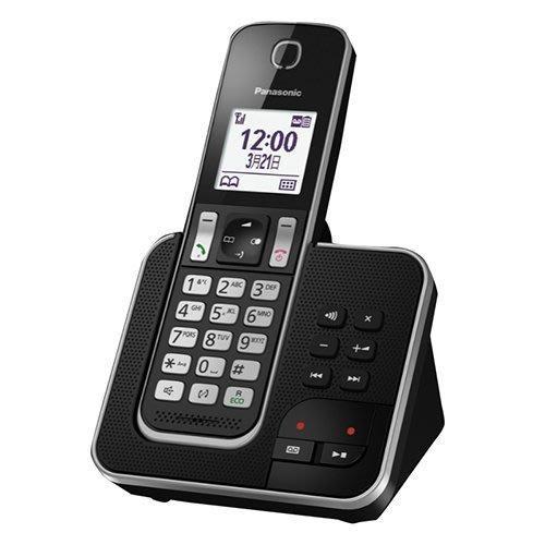 【送充電電池】國際牌 Panasonic KX-TGD320(TGD320TW) 數位答錄電話【中文功能顯示】公司貨