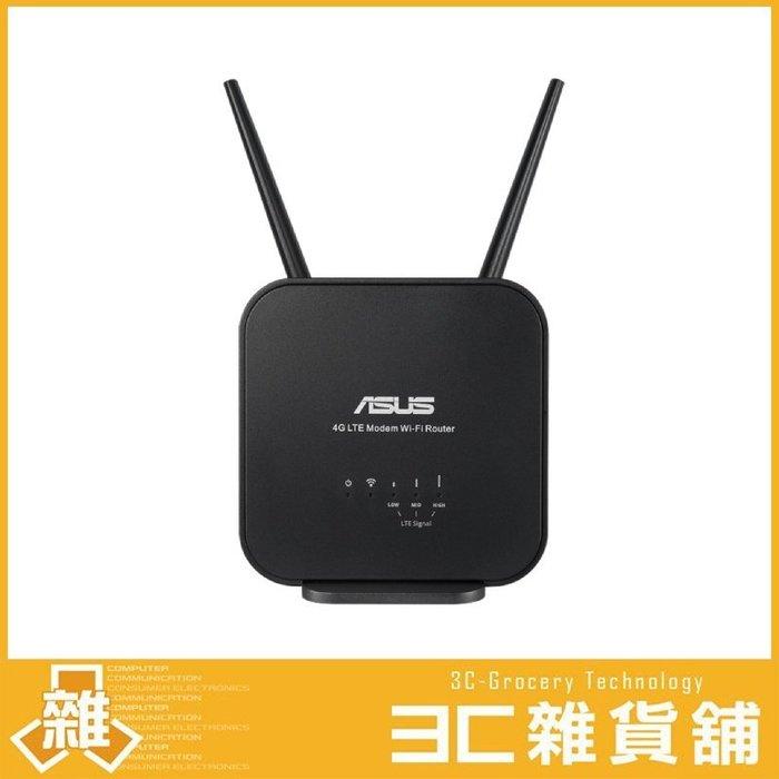 【公司貨】 華碩 ASUS 4G-N12 B1 LTE 數據機路由器 路由器 分享器