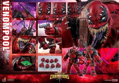 HOT TOYS VGM35 Marvel:超級爭霸戰 毒侍