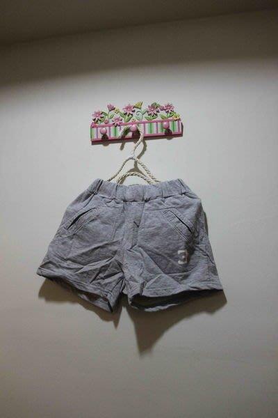韓國灰色棉質短褲