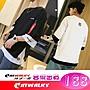 【 Catwalk's 搖滾の貓 】潮流風假兩件式微...