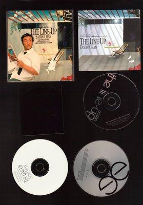 陳奕迅 THE LINE-UP. 明年今日. 香港精裝版2CD+VCD+廣告單+...