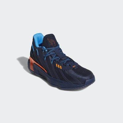 ADIDAS DAME 7 LIGHTS OUT FZ1103 男鞋
