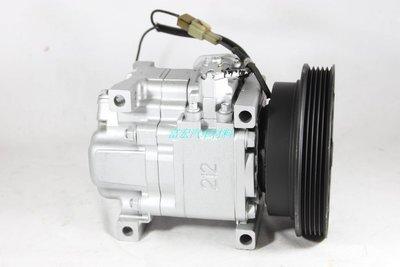 〝六邑汽車材料 〞 福特 TIERRA 1.8 冷氣 壓縮機 外匯新品 特價3000元
